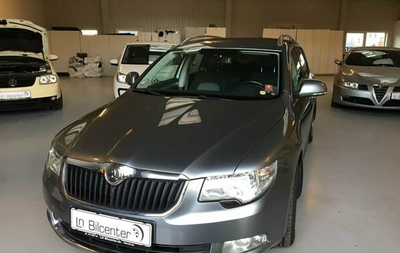 Skoda Superb TSi 125 Ambition Combi 1,4