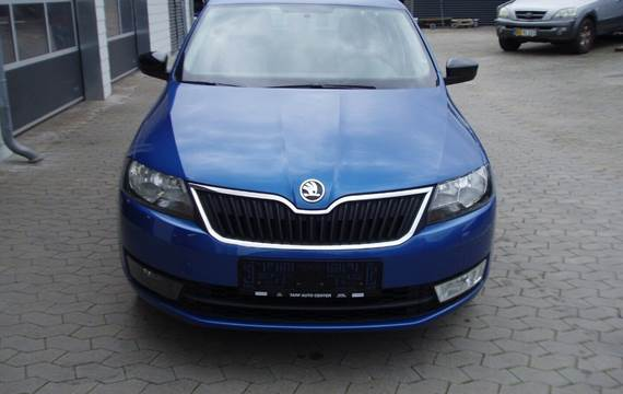 Skoda Rapid TSi 105 Ambition SB GreenTec 1,2