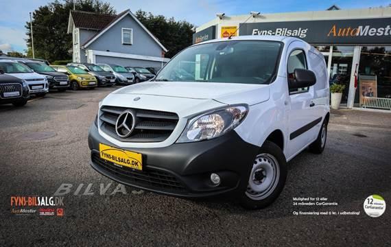 Mercedes Citan 109 CDi Kassevogn K 1,5