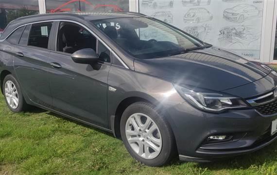 Opel Astra Sports Tourer  CDTI Dynamic Start/Stop  Stc 6g 1,6