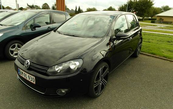 VW Golf VI TDi 140 Highline BMT 2,0