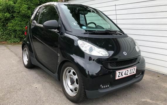 Smart ForTwo Cabrio CDi 45 Passion aut. 0,8