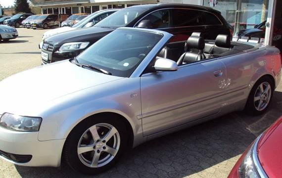 Audi A4 V6 Multitr. Cabriolet 2,4