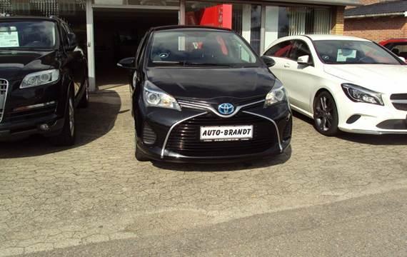 Toyota Yaris Hybrid H2 Touch CVT 1,5