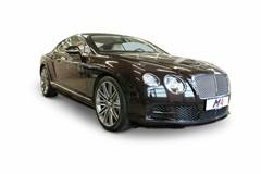 Bentley Continental GT W12 Speed aut. 6,0
