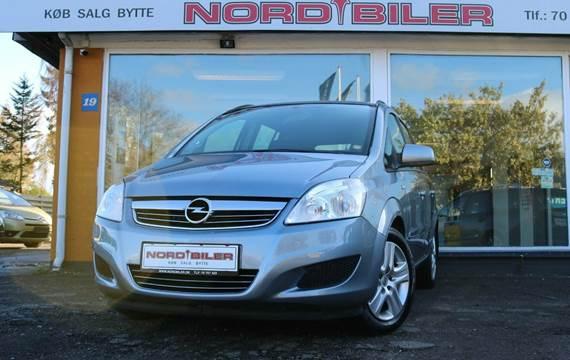 Opel Zafira CDTi 120 Enjoy aut. 1,9