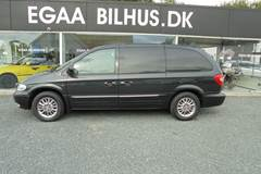 Chrysler Grand Voyager Limited aut. AWD 3,3