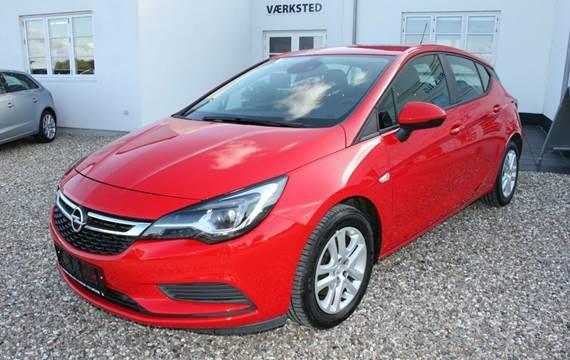 Opel Astra CDTi 110 Enjoy 1,6