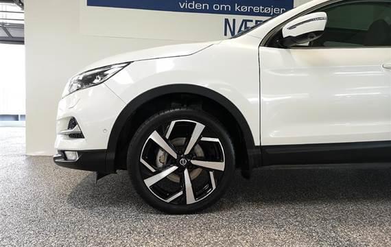 Nissan Qashqai Dig-T Tekna NNC Display  5d 6g 1,3