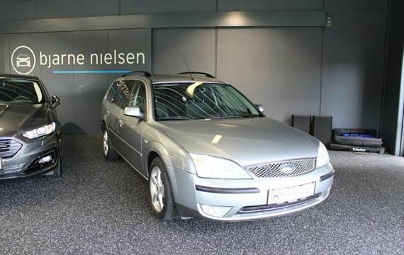 Ford Mondeo Ghia stc. 2,0