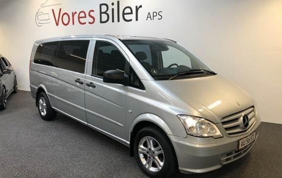 Mercedes Vito 116 CDi Kombi XL aut. 2,2