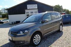 VW Touran TDi 140 Highline DSG BMT 7prs 2,0
