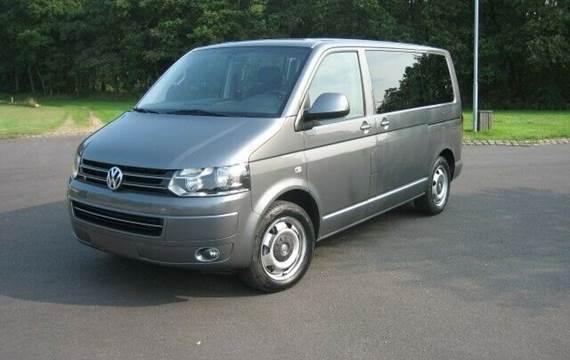 VW Multivan TDi 180 Highl. DSG 4M kort BMT 2,0