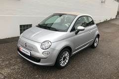 Fiat 500C Lounge 1,2