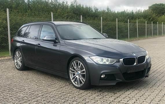 BMW 330d Touring aut. 3,0