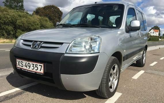 Peugeot Partner HDi Performance 2,0