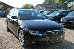 Audi A4 TDi 143 Ambition Avant Multitr 2,0