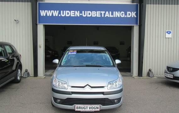 Citroën C4 HDi 110 SX 1,6