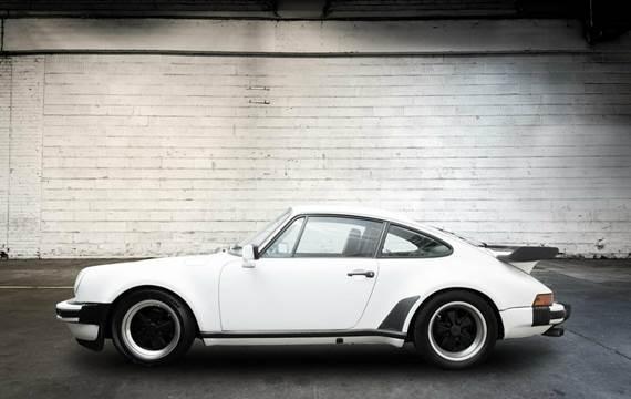 Porsche 911 Turbo Coupé 3,3