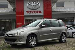 Peugeot 206 SW  HDI  Stc 2,0