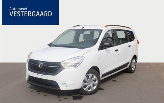 Dacia Lodgy 7 Sæder  SCe Ambiance Start/Stop  1,6