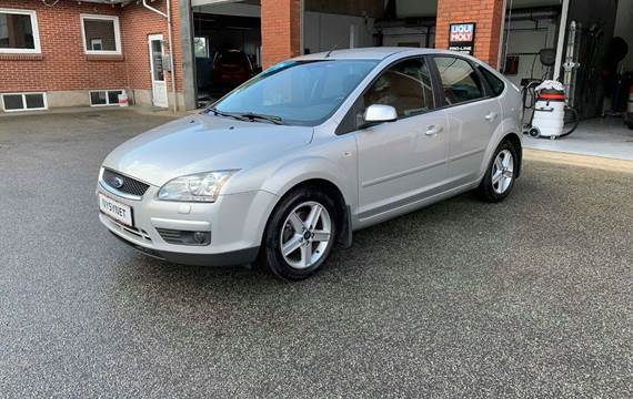 Ford Focus TDCi 90 Trend Collection 1,6
