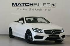 Mercedes C200 AMG Line Cabriolet aut. 2,0