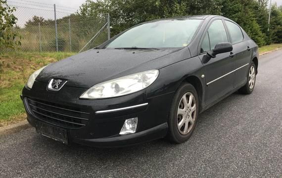 Peugeot 407 HDi Performance 1,6
