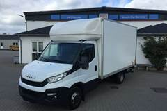 Iveco Daily 35C17 Alukasse m/lift 3,0