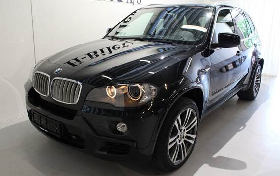 BMW X5 SD Steptr. 3,0