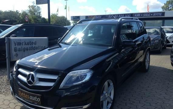 Mercedes GLK220 BlueTEC aut. 4-M Van 2,2