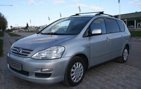 Toyota Sportsvan D-4D Sol 2,0