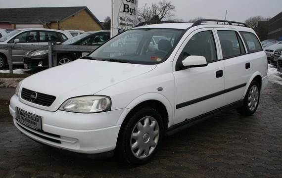 Opel Astra CDTi 80 Classic Wagon 1,7