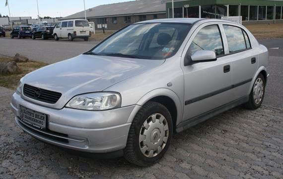 Opel Astra Classic Comfort 1,6