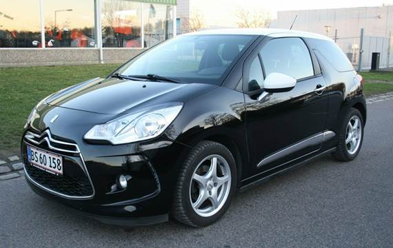 DS DS 3 BlueHDi 100 Style 1,6