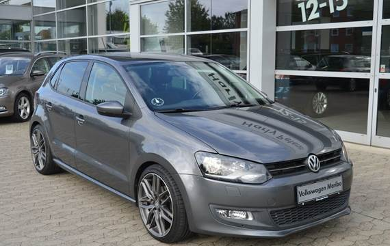 VW Polo TDi 90 Highline DSG 1,6