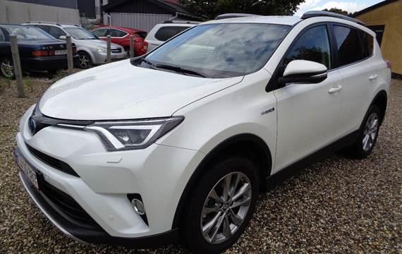 Toyota RAV4 Hybrid H3 Selected CVT 2,5