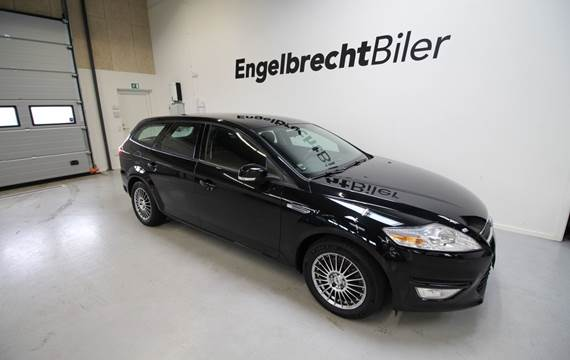 Ford Mondeo TDCi 140 Trend stc. aut. 2,0