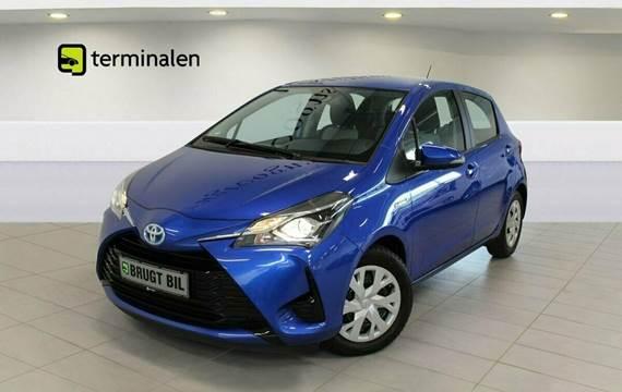 Toyota Yaris Hybrid H2 e-CVT 1,5