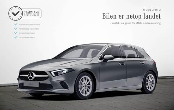 Mercedes A180 d Business Progressive Line aut. 1,5