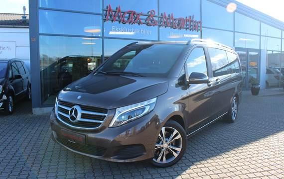 Mercedes V250 BlueTEC aut. lang Van 2,2