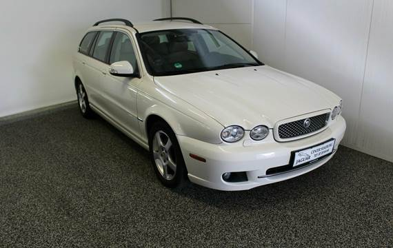 Jaguar X-type D Luxury Estate 2,2