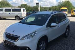 Peugeot 2008 HDi Crossover 1,4