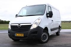 Opel Movano CDTi 100 Van L1H1 2,3