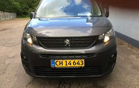 Peugeot Partner BlueHDi 130 L2V2 Ultimate EAT8 1,5