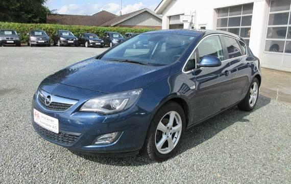 Opel Astra T 140 Sport 1,4