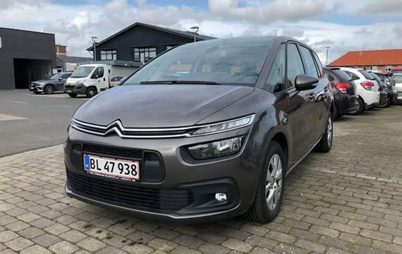 Citroën Grand C4 Picasso BlueHDi 120 Seduction EAT6 1,6