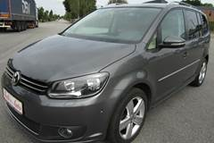 VW Touran TSi 140 Highline DSG 1,4