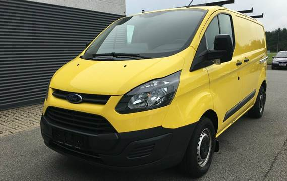 Ford Transit Custom 270S TDCi 105 Ambiente 2,0