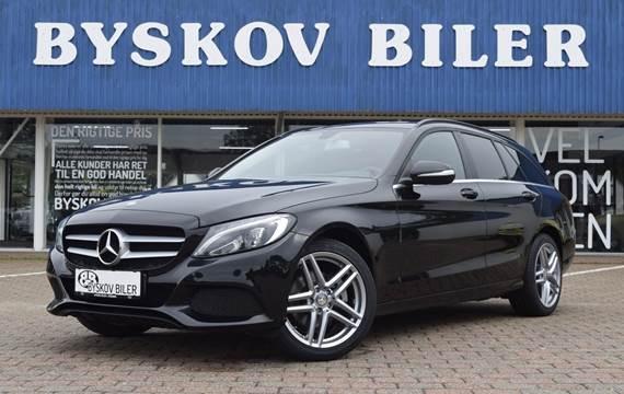 Mercedes C220 BlueTEC stc. aut. 2,2